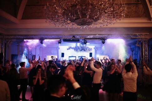 DJ na studniówkę, bal maturalny - 13 LO - Biały Pałac - Niesięcin 36