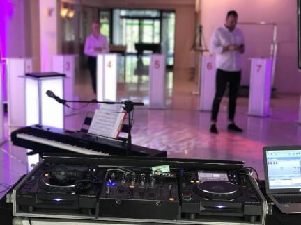 Teleturniej muzyczny na imprezie firmowej - Zawiercie 190