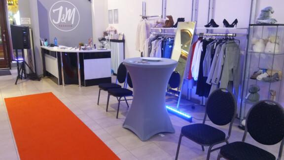 Konferansjer na pokazie mody J&M Fasion - Łódź 193