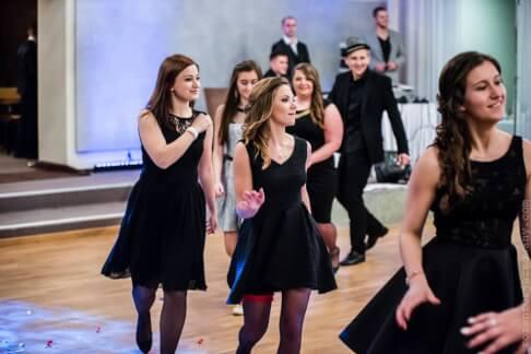 Bal maturalny z poprawinami liceum w Brzezinach - 2015 111