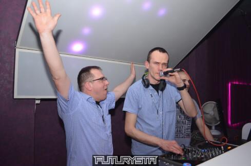 Impreza klubowa na 53 urodziny Futurysty w Łodzi 11