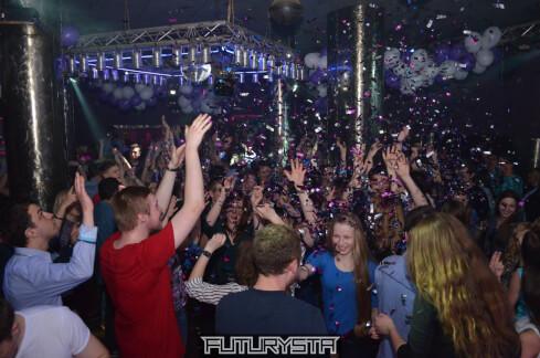 Impreza klubowa na 53 urodziny Futurysty w Łodzi 13