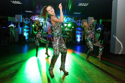 Animacje taneczne w stylu ABBA i Disco 234