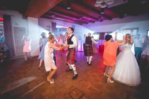 Tańce na weselu polsko-szkockim 6