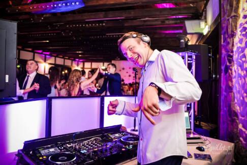 Wesele z DJ-em - Joanna i Maciej - Zalesie Spa - Olsztyn 16
