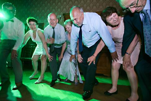 DJ na przyjęcie weselne - Joanna i Jakub - Izby Lekarskie - Łódź 32