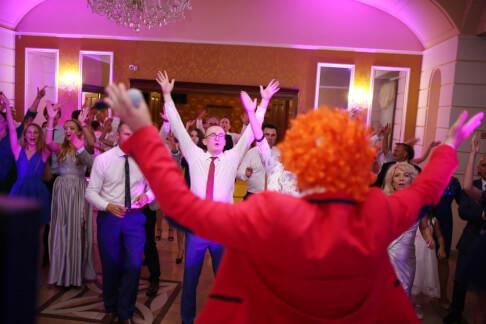Animacje taneczne na weselu 58