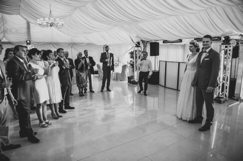 Pierwszy toast na weselu 64